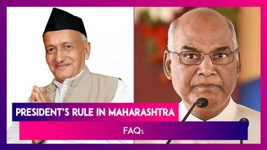 Maharashtra Now Under President's Rule: All Questions Answered